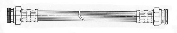 CEF 510970 Шланг сцепления
