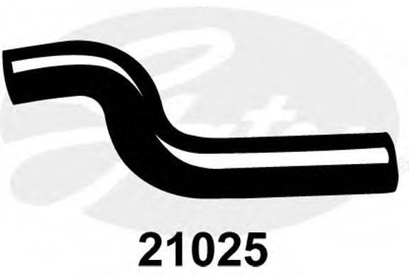 GATES 21025 Шланг радиатора