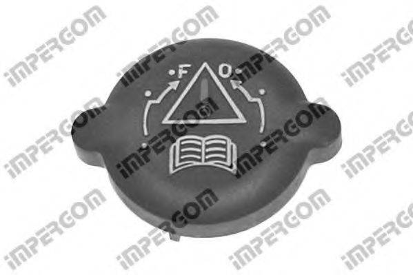 ORIGINAL IMPERIUM 43007 Крышка, резервуар охлаждающей жидкости