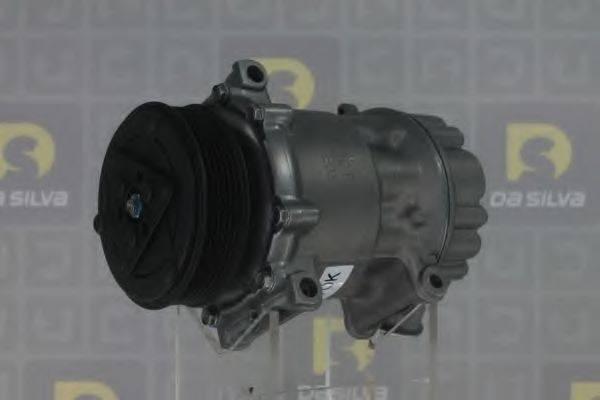 DA SILVA FC0707 Компрессор, кондиционер