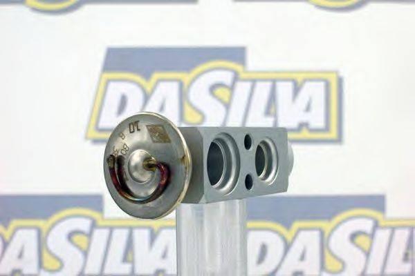 DA SILVA FD1048 Расширительный клапан, кондиционер
