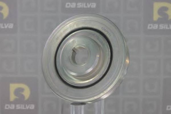 DA SILVA PL8567 Ременный шкив, коленчатый вал