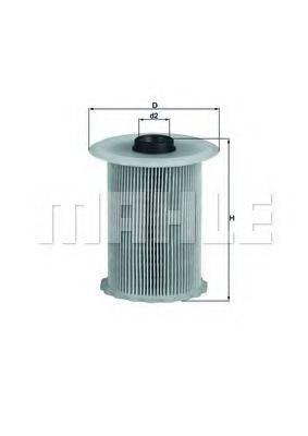 KNECHT KX183D Топливный фильтр