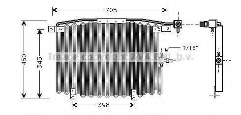 PRASCO AI5115 Конденсатор, кондиционер