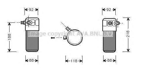 PRASCO AID153 Осушитель, кондиционер