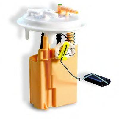HOFFER 7409222 Датчик, запас топлива