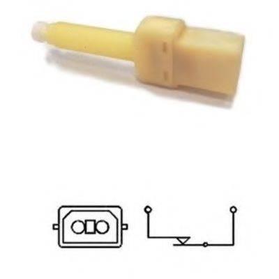 HOFFER 3500014 Выключатель фонаря сигнала торможения