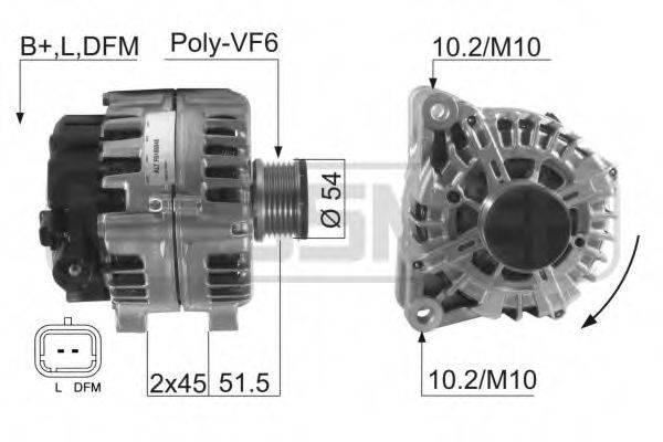 MESSMER 210520 Генератор