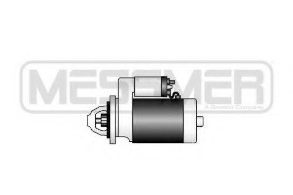 MESSMER 220328 Стартер