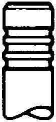 TRW ENGINE COMPONENT 331108 Выпускной клапан