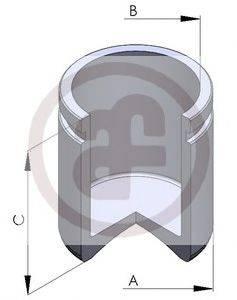 AUTOFREN SEINSA D025129 Поршень, корпус скобы тормоза