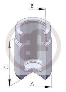 AUTOFREN SEINSA D025253 Поршень, корпус скобы тормоза