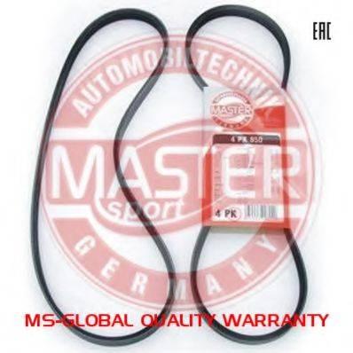 MASTER-SPORT 4PK841PCSMS Поликлиновой ремень