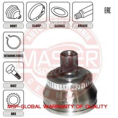 MASTER-SPORT 300856SETMS Шарнирный комплект, приводной вал