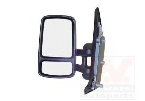 VAN WEZEL 4391811 Наружное зеркало