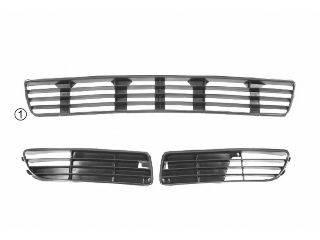 VAN WEZEL 0323501 Решетка вентилятора, буфер