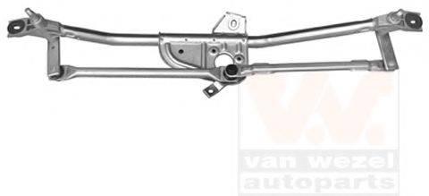 VAN WEZEL 5836230 Система тяг и рычагов привода стеклоочистителя