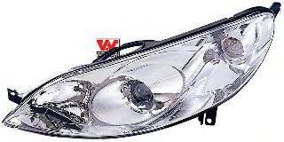 VAN WEZEL 4060961M Основная фара