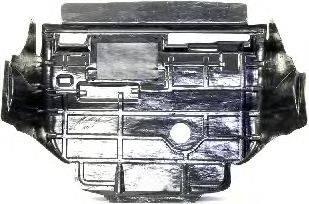 VAN WEZEL 4387701 Изоляция моторного отделения
