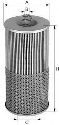 UNIFLUX FILTERS XO512 Масляный фильтр