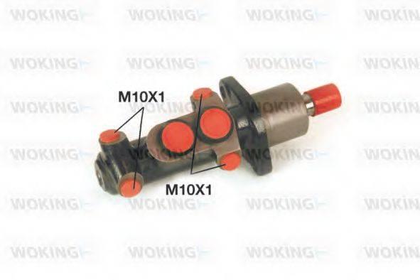 WOKING C102237 Главный тормозной цилиндр