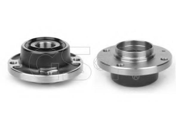 GSP 9232004 Комплект подшипника ступицы колеса