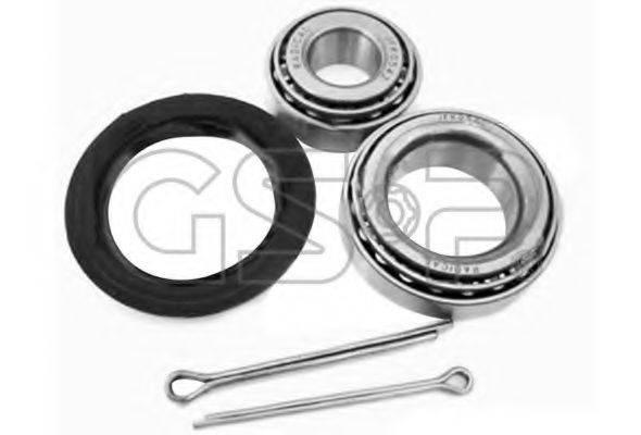 GSP GK0542 Комплект подшипника ступицы колеса