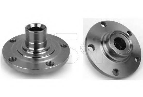 GSP 9433002 Комплект подшипника ступицы колеса