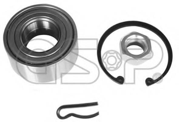 GSP GK0915 Комплект подшипника ступицы колеса