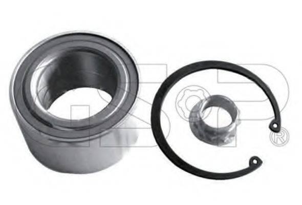 GSP GK3500 Комплект подшипника ступицы колеса