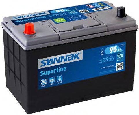 SONNAK SB955 Стартерная аккумуляторная батарея; Стартерная аккумуляторная батарея