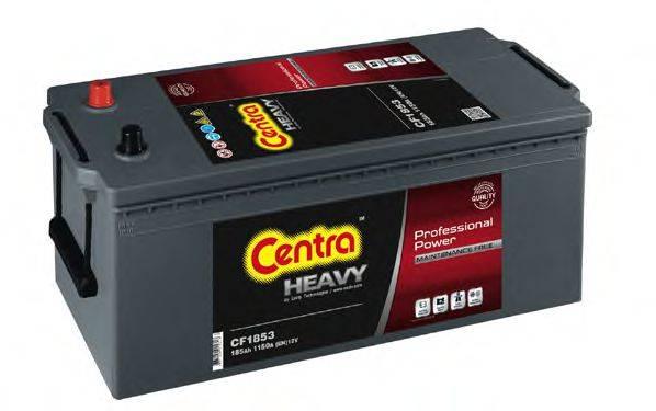 CENTRA CF1853 Стартерная аккумуляторная батарея; Стартерная аккумуляторная батарея
