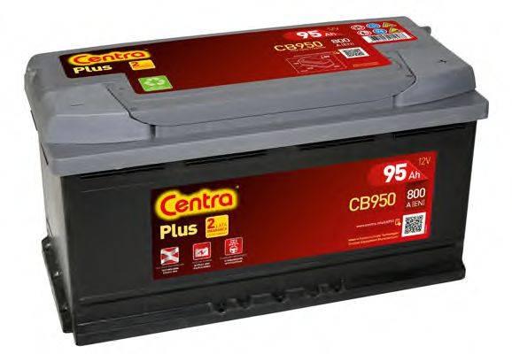CENTRA CB950 Стартерная аккумуляторная батарея; Стартерная аккумуляторная батарея