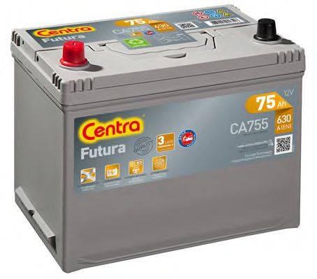 CENTRA CA755 Стартерная аккумуляторная батарея; Стартерная аккумуляторная батарея