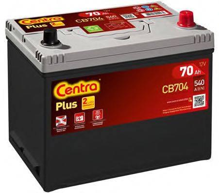 CENTRA CB704 Стартерная аккумуляторная батарея; Стартерная аккумуляторная батарея