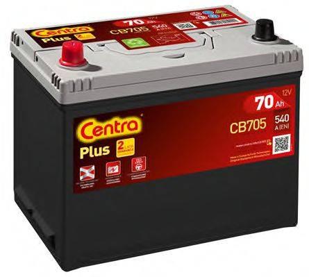 CENTRA CB705 Стартерная аккумуляторная батарея; Стартерная аккумуляторная батарея