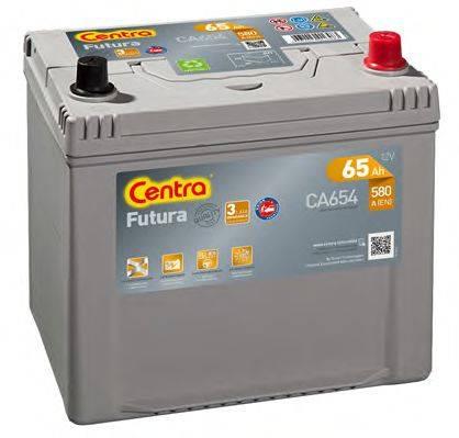 CENTRA CA654 Стартерная аккумуляторная батарея; Стартерная аккумуляторная батарея