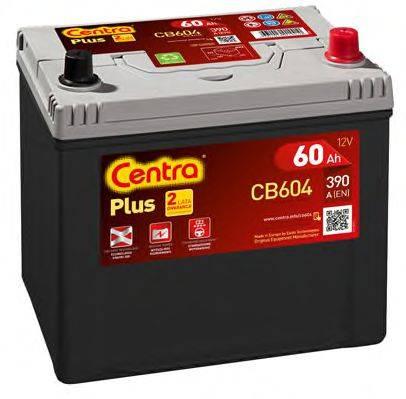 CENTRA CB604 Стартерная аккумуляторная батарея; Стартерная аккумуляторная батарея