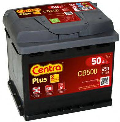 CENTRA CB500 Стартерная аккумуляторная батарея; Стартерная аккумуляторная батарея