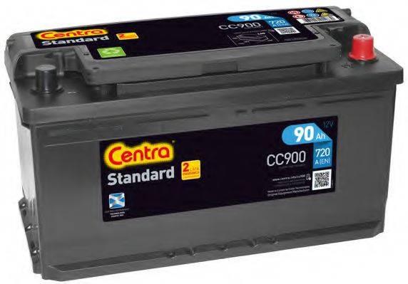 CENTRA CC900 Стартерная аккумуляторная батарея; Стартерная аккумуляторная батарея