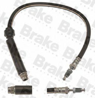 BRAKE ENGINEERING BH773258 Тормозной шланг