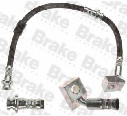 BRAKE ENGINEERING BH773617 Тормозной шланг