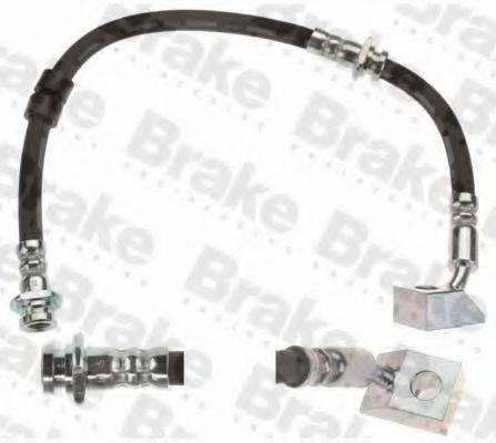BRAKE ENGINEERING BH773618 Тормозной шланг