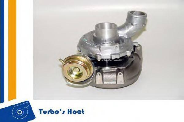 TURBO S HOET 1101346 Компрессор, наддув
