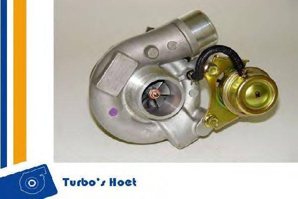 TURBO S HOET 1100234 Компрессор, наддув
