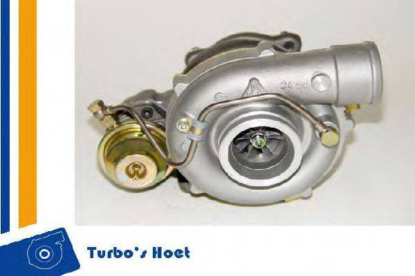 TURBO S HOET 1100569 Компрессор, наддув