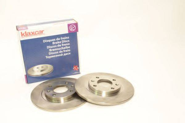 KLAXCAR FRANCE 25009Z Тормозной диск