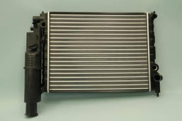 KLAXCAR FRANCE 80078Z Радиатор, охлаждение двигателя