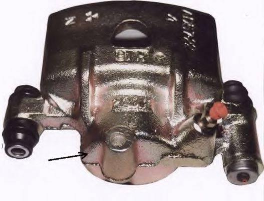 TEXTAR 38118500 Тормозной суппорт