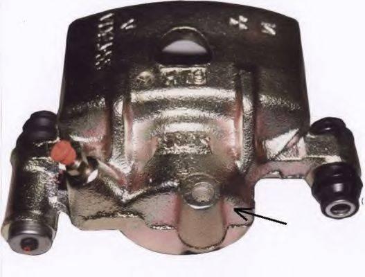 TEXTAR 38118600 Тормозной суппорт